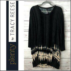 *3/$18*Plenty By Tracy Reese Long Sleeve Dress